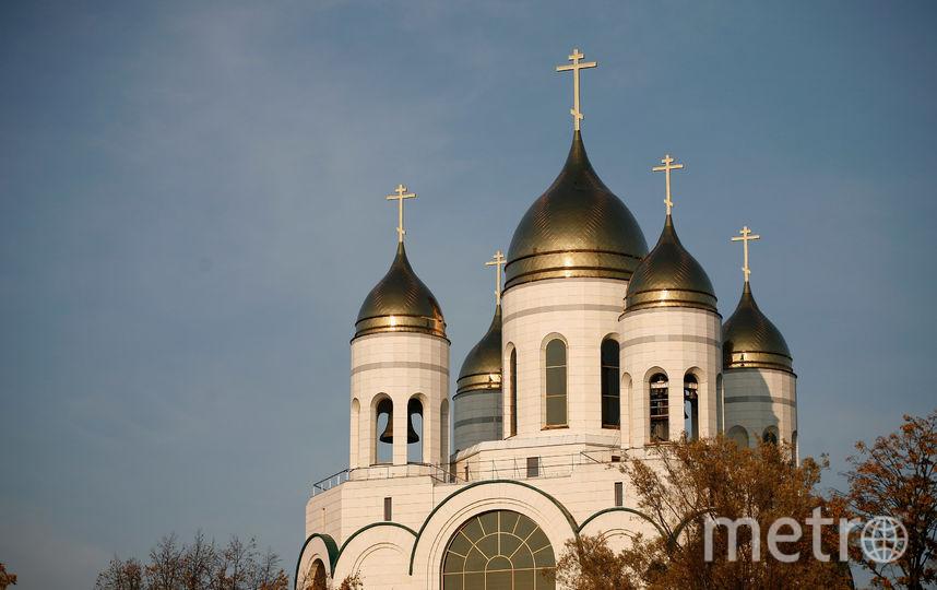 Православный храм. Фото Getty