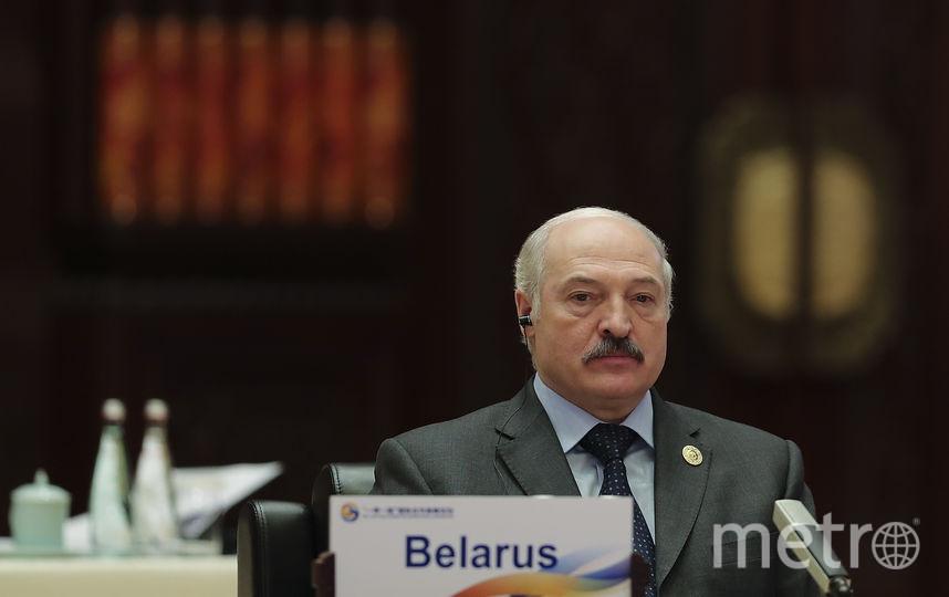 Александр Лукашенко. Фото Getty
