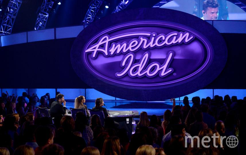 Шоу Americal Idol. Фото Getty