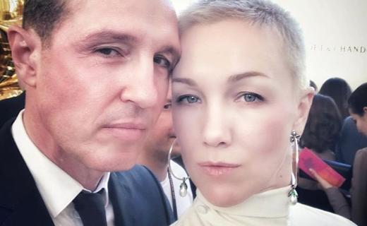Игорь Верник и Дарья Мороз.