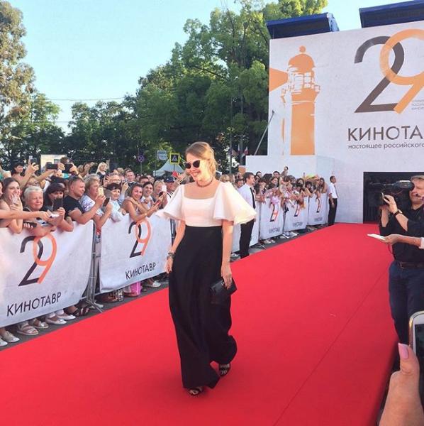 Ксения Собчак. Фото Скриншот Instagram: koterville