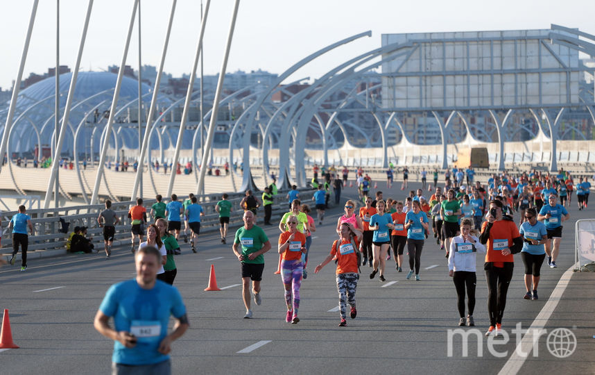 Спортивный Фестиваль ЗСД прошел в Петербурге. Фото предоставлено организаторами фестиваля.