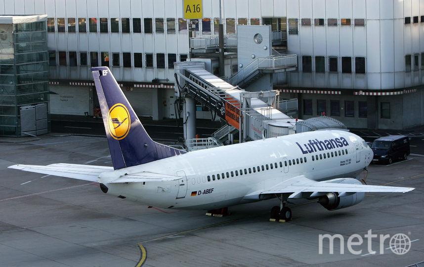 Аэропорт Гамбурга. Фото Getty