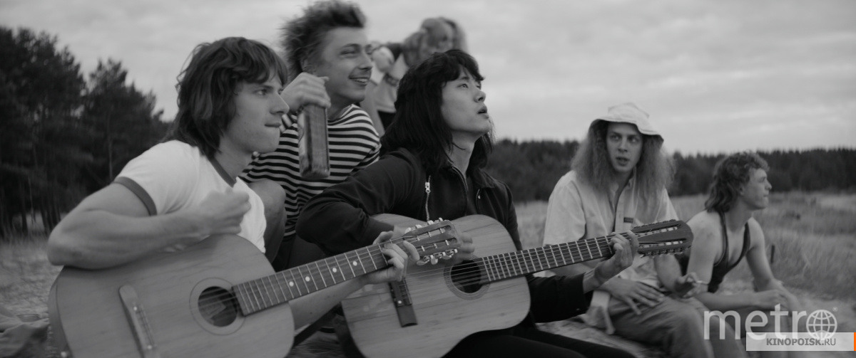 "Кадр из фильма ""Лето"". Фото kinopoisk.ru"
