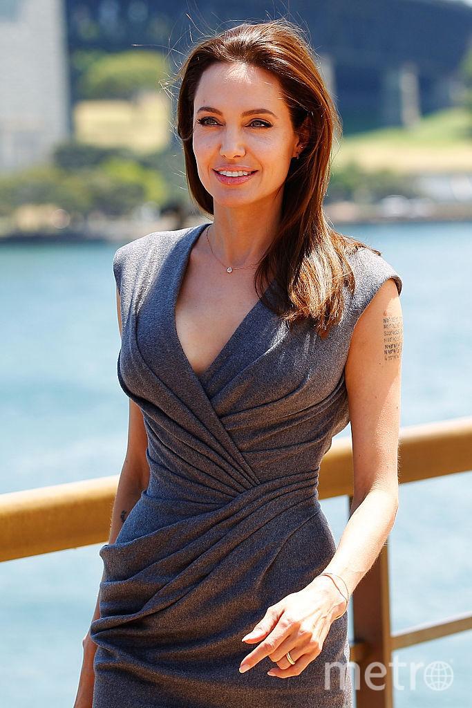 Анджелина Джоли, фотоархив. Фото AFP