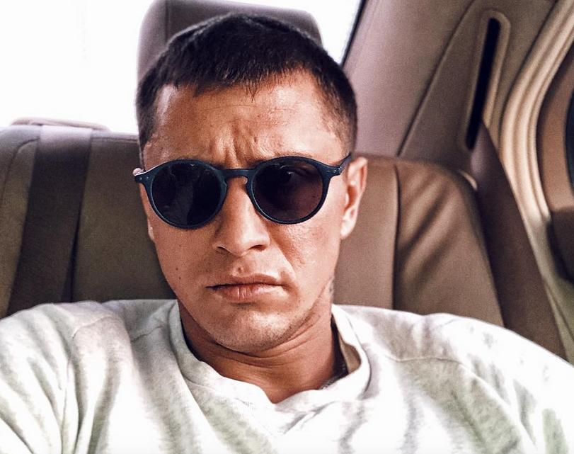 Павел Прилучный, фотоархив. Фото Скриншот https://www.instagram.com/bugevuge/