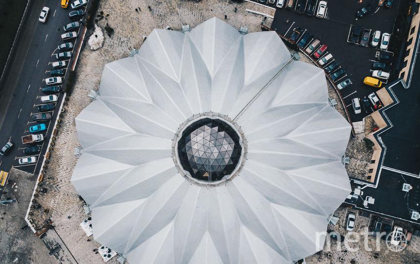 Город с высоты птичьего полёта. Фото Instagram @kosmaj_project