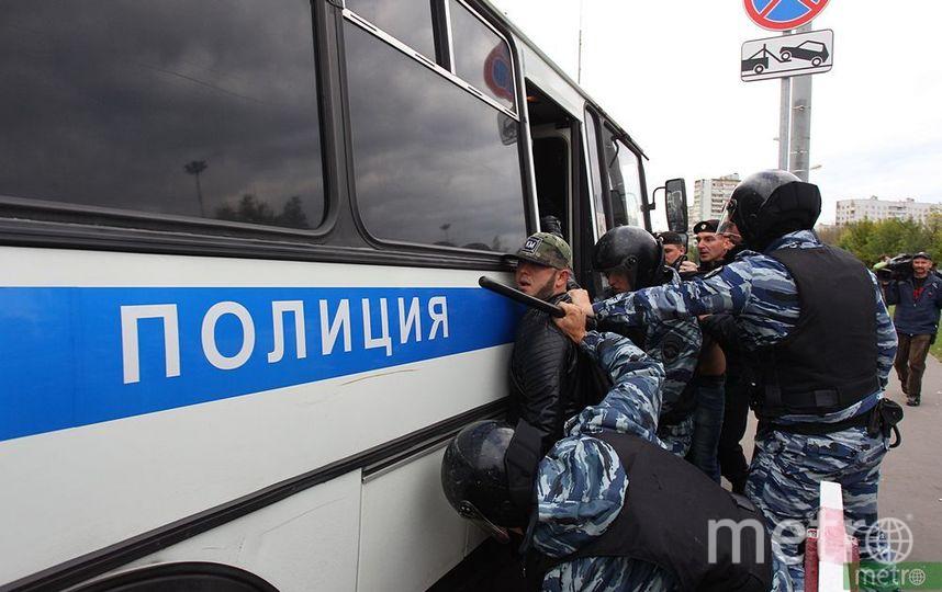 ФСБ задержала в Красноярске 11 вербовщиков террористов. Фото Василий Кузьмичёнок