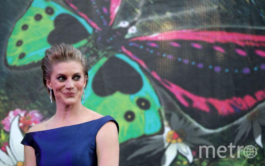 Актриса Кэти Сакхофф. Фото AFP