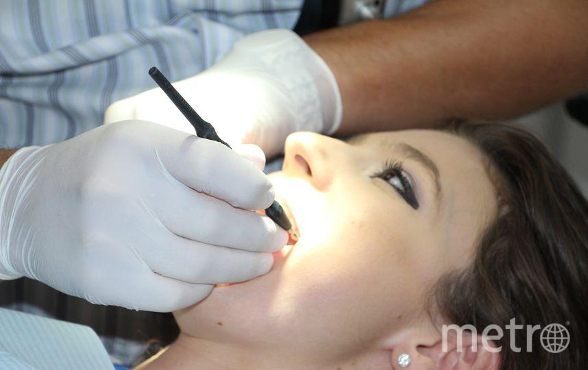 Приём у стоматолога. Фото Pixabay
