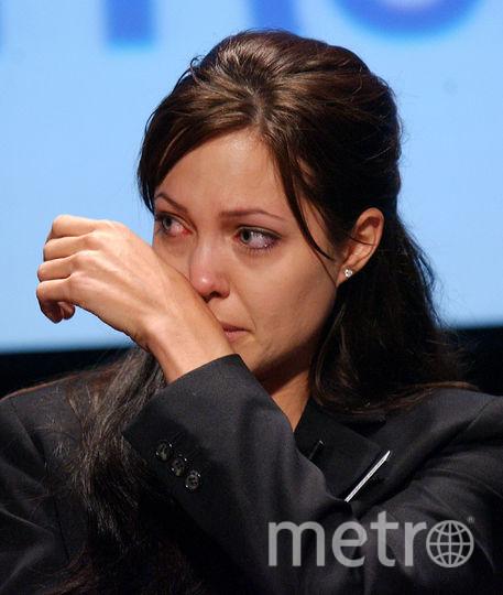 Анджелина Джоли в молодости. Фото Getty