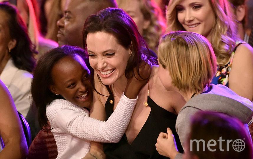 Анджелина Джоли сейчас. Фото Getty