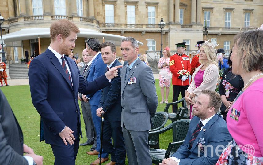 АРХИВ: Садовые вечеринки (Garden Party) в 2017-м году в Букингемском дворце. Фото Getty