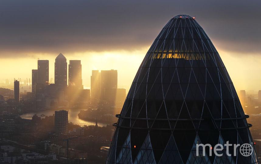 Лондон, столица Великобритании. Фото Getty