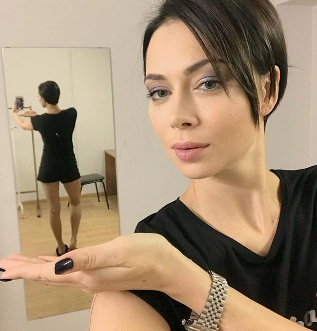 Настасья Самбурская, фотоархив. Фото скриншот www.instagram.com/samburskaya/
