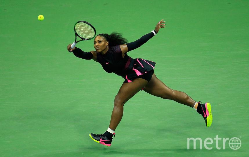 Теннисистка Серена Уильямс. Фото Getty
