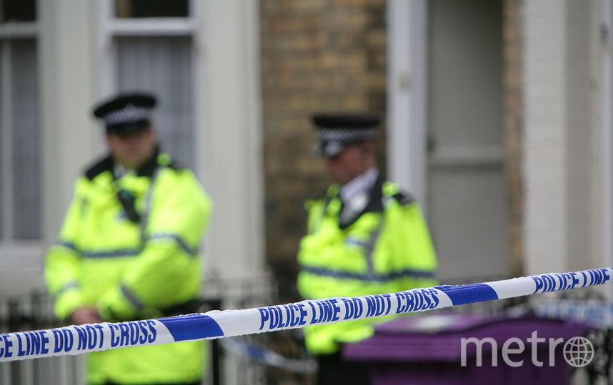Полиция Великобритании. Фото Getty