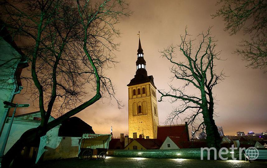 Экс-президенту Эстонии ответили на угрозы о том, что Россия может потерять Петербург. Фото Getty