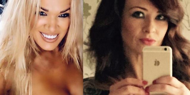 Джина Стюарт и Кэрри Хилтон объявили себя самыми сексуальными бабушками мира.
