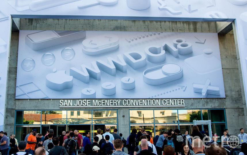 WWDC 2018. Фото AFP