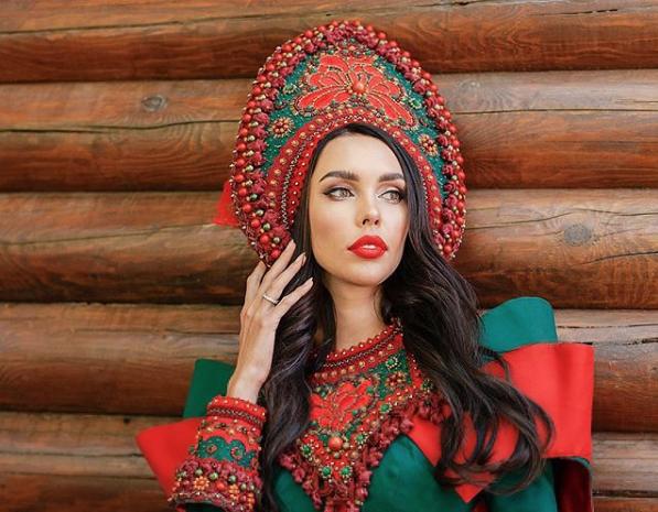 Ксения Царицына. Фото Скриншот Instagram: ksenia_tsaritsina