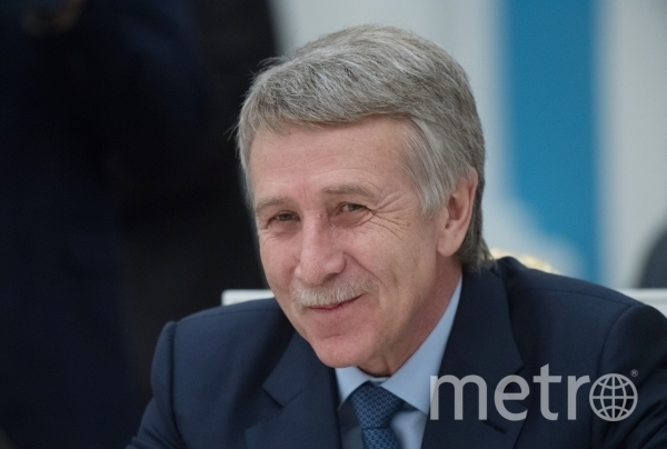 Леонид Михельсон, 3 место. Фото РИА Новости