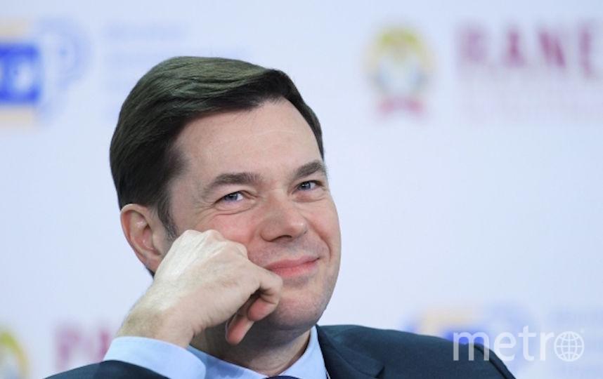 Алексей Мордашов, 2 место. Фото РИА Новости