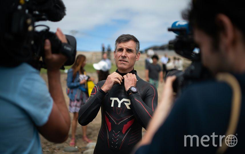 Бен Лекомт. Фото AFP
