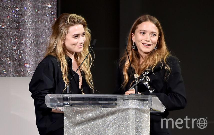 CFDA Fashion Awards-2018. Сестры Олсен. Фото Getty