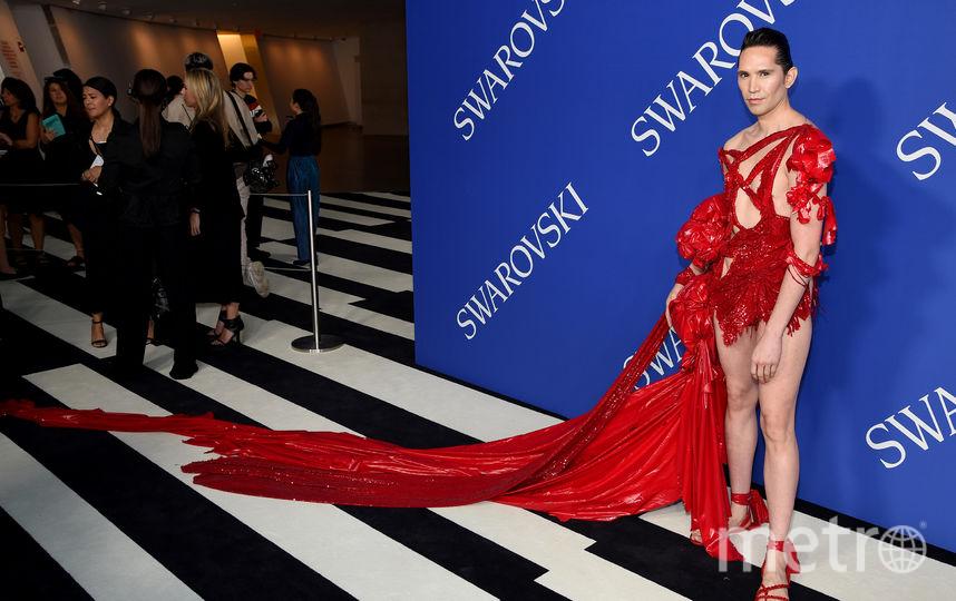 CFDA Fashion Awards-2018. Di Mondo. Фото Getty