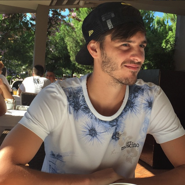 Александр Ерохин. Фото Скриншот Instagram: erokhin___alexander