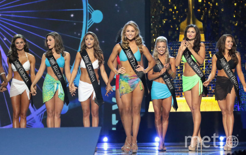 "Участниц конкурса ""Мисс Америка"" лишили купальников. Фото Getty"
