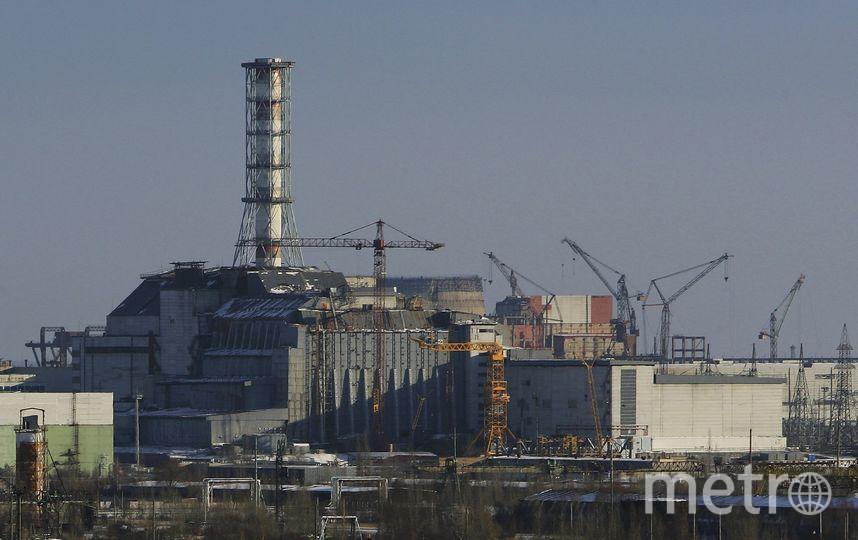 Чернобыльская АЭС. Фото Getty