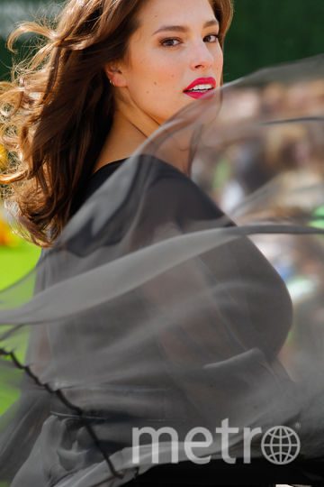 Эшли Грэм. Фото Getty