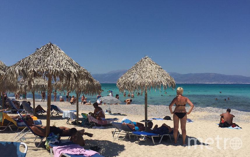 Остров Крит, Греция. Фото Getty