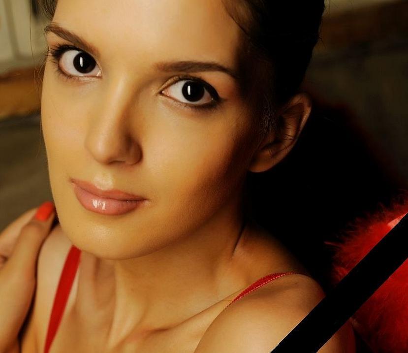 Мария Политова, фотоархив.