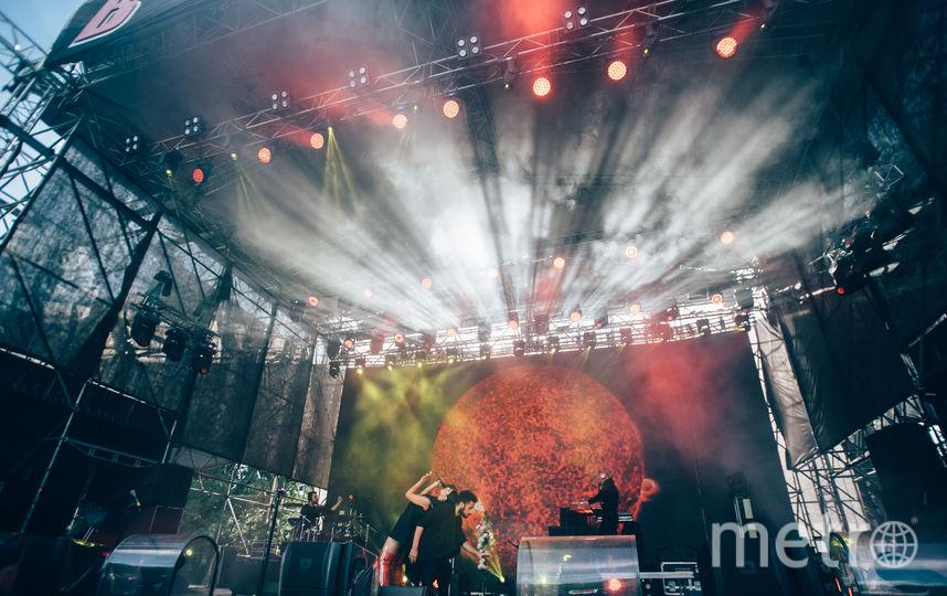 Фестиваль Bosco Fresh Fest 18 удивит москвичей хорошей музыкой и ярким шоу. Фото Предоставлено организаторами