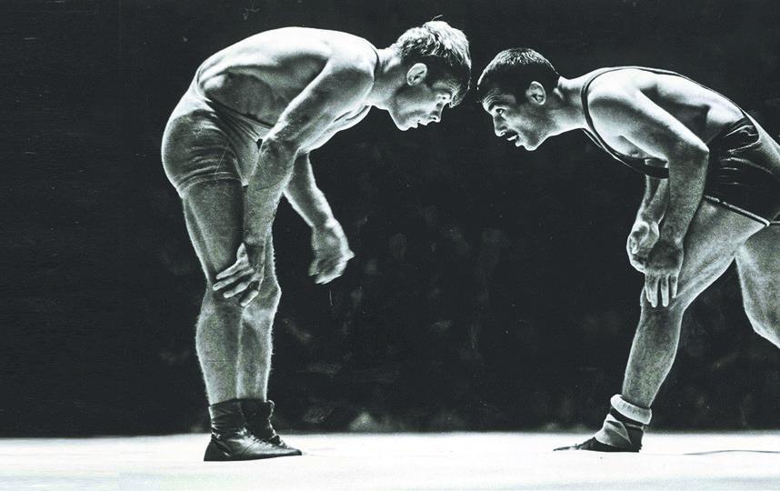 Тет-а-тет, 1960 год. Фото предоставлено ИРРИ