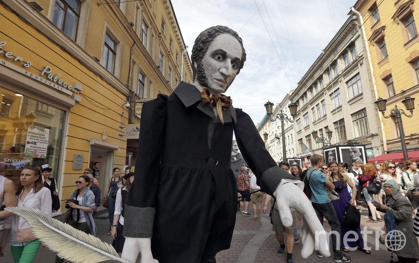 День рождения Пушкина: 5 способов отметить его в Петербурге. Фото Интерпресс