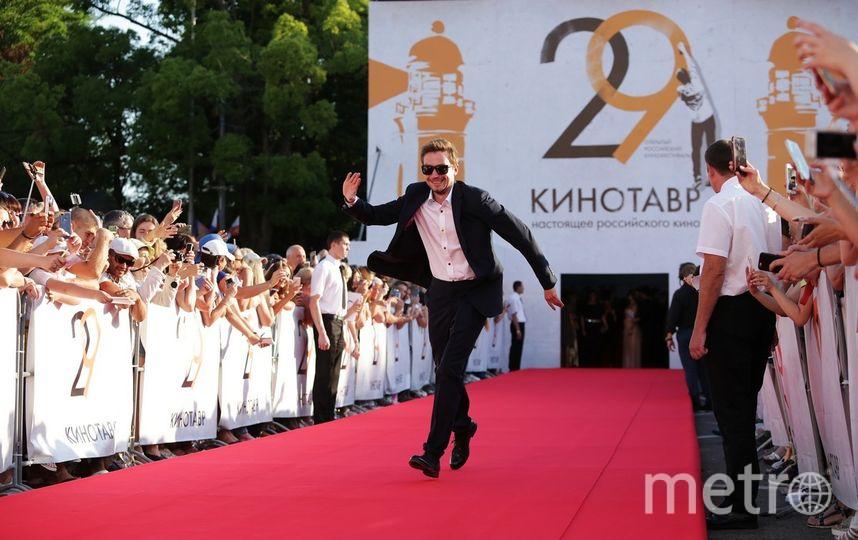 Александр Петров. Фото kinotavr.ru