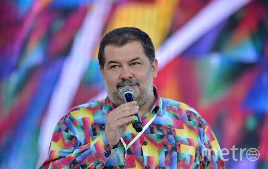 Писатель-фантаст Сергей Лукьяненко. Фото РИА Новости