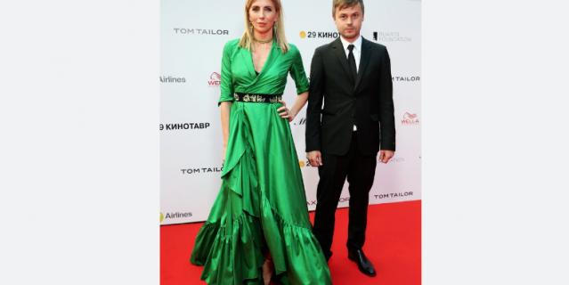 Светлана Бондарчук и Сергей Табунов.