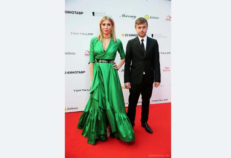 Светлана Бондарчук и Сергей Табунов. Фото kinotavr.ru