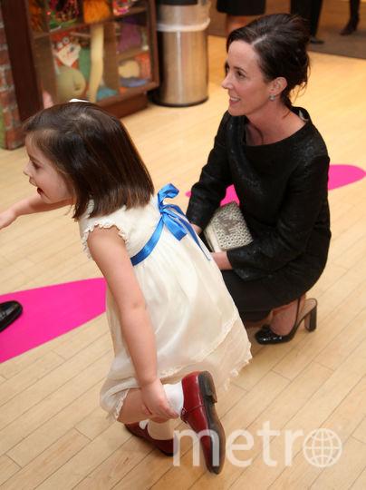 Кейт Спейд с дочерью Беатрис. Фото Getty