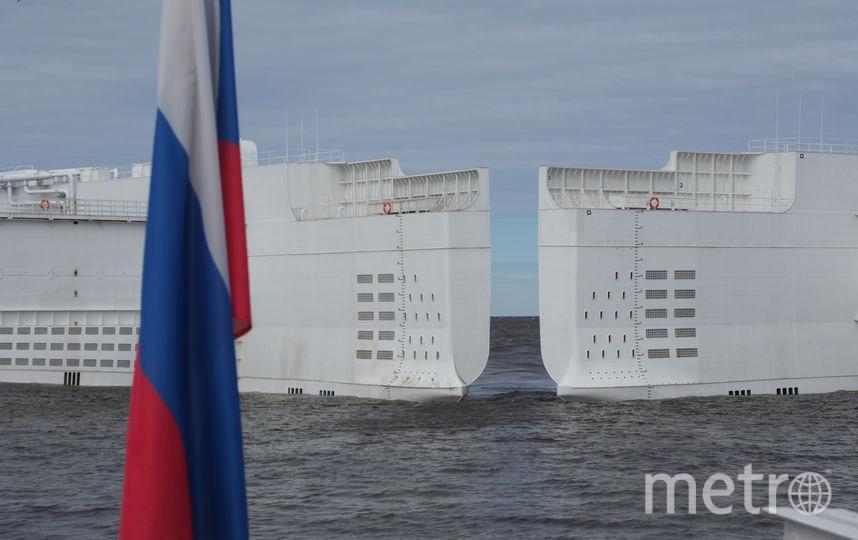 """С начала работы дамбы в 2011 году было предотвращено 14 наводнений. Фото Святослав Акимов, """"Metro"""""""