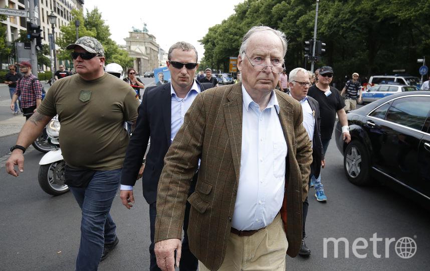 Александр Гауланд. Фото AFP