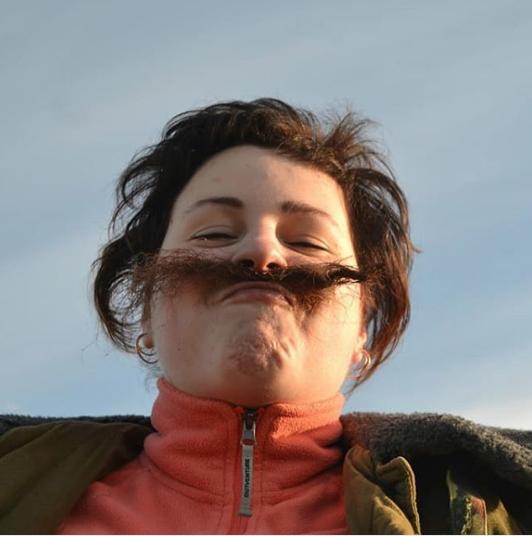 Участник флэшмоба #усынадежды. Фото instagram/mari_16_08