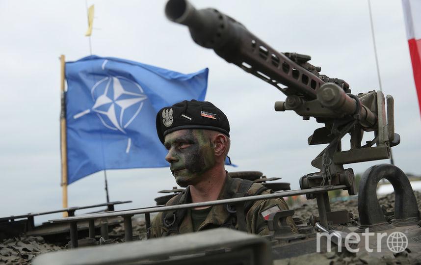 Суммарный военный бюджет 29 государств НАТО в 2017 году составил $957 млрд, по сравнению с предыдущим годом он вырос на $46 млрд. Фото Getty