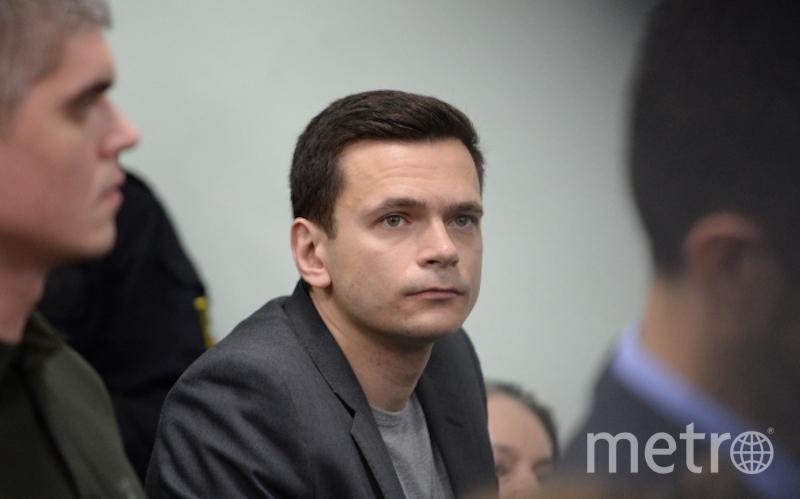 Илья Яшин. Фото РИА Новости