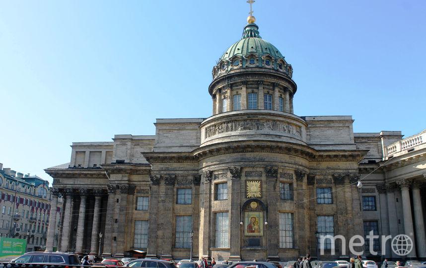Ремонт Казанского собора. Фото kgiop.gov.spb.ru